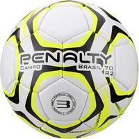 Netshoes  Bola De Futebol Campo Penalty Brasil 70 N3 R2 Ix - Unissex 9f379dc40b481