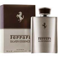 Perfume Ferrari Ferrari Silver Essence Edp 100Ml