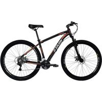 Bicicleta Stark - Aro 29 - Alumínio - Freio A Disco - Câmbio Shimano - 24 Marchas - Unissex