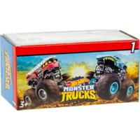 Carrinho Hot Wheels Monster Trucks Mini Surpresa - Mattel