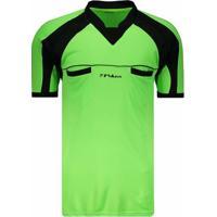 f49e5a537c Netshoes  Camisa Poker Arbitro V Masculina - Masculino