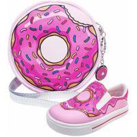 Kit Infantil Tênis E Bolsa Donut'S, Magicc Kids