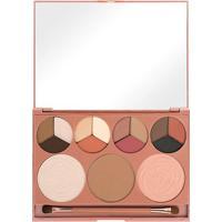 Estojo De Maquiagem Joli Joli La Vie En Rose - Feminino-Incolor