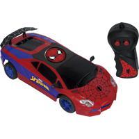 Carrinho De Controle Remoto Candide Spider Man Ultimate Rc
