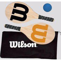 Kit De Frescobol Wilson Beach Sport