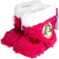 Pantufa Infantil Ricsen Princesas - Feminino-Vermelho