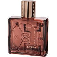 Pure Luck Men Secrets Linn Young Perfume Masculino - Eau De Toilette 100Ml - Masculino-Incolor