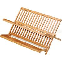 Escorredor De Louça Articulado De Bambu Quioto Welf 65 X 32 Cm - 102802