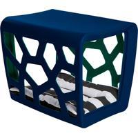 Casinha Pet Happy Place-Charlie Pet - Azul / Verde