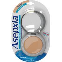 Maquiagem Antiacne Em Pó Natural Asepxia - 10G