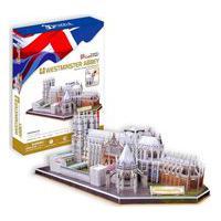 Quebra-Cabeça 3D Westminster 145 Peças -Brinquedos Chocolate