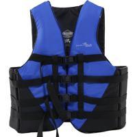 Colete Náutico Salva-Vidas Flutuador Coast 110 Kg - Nautika 463500