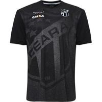 Camisa Topper Ceará Oficial Aquecimento 2018 Juve - Unissex