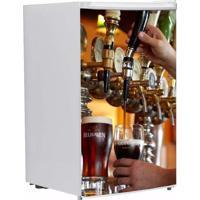 Adesivo Sunset Adesivos De Frigobar Envelopamento Porta Cerveja Guinness Cervejeira