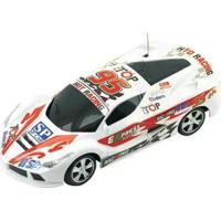Carrinho De Controle Remoto Motor Sport - 7 Funções - Unissex-Branco