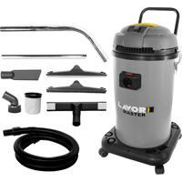 Aspirador De Pó E Líquido Lavor Master 1.65 Pf 1400W 65 Litros