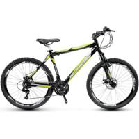 Bicicleta Alfameq Stroll Aro 29 Freio A Disco 21 Marchas Quadro 19 - Masculino