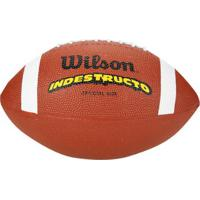 Bola Wilson Futebol Americano Tn Oficial - Unissex