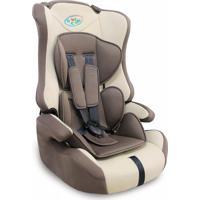 Cadeira Para Auto Cisney Bege - Crianças De 9 A 36Kg, Protetor De O.