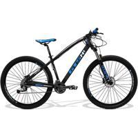Bicicleta Gts I-Vtec Alivio Aro 29 Freio A Disco Hidráulico Câmbio 27 Marchas E Amortecedor - Unissex