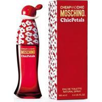 Perfume Feminino Chic Petals Eau De Toilette - Moschino