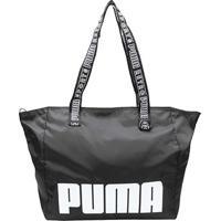 5cb211555 Netshoes; Bolsa Puma Tote Shopper Prime Street Large Feminina - Feminino