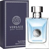 Perfume Versace Pour Homme Eau De Toilette Masculino- Versace