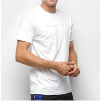 Camiseta Fila Trek Graphic Masculina Branco