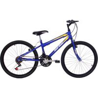 Bicicleta Mountain Bike Mormaii Aro 24 New Wave - Masculino