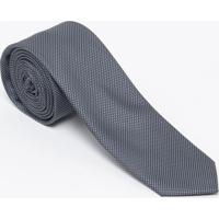 Gravata Slim Fit Estampada