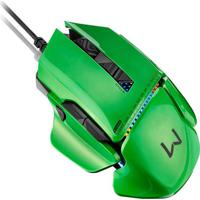 Mouse Gamer Warrior 8200Dpi 8 Botões Avago 9800 Mo247 Multilaser
