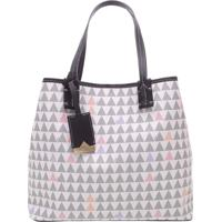 Shopping Bag Nina Triangle Pearl   Schutz
