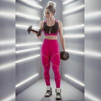Legging Fitness Laser Balls Lg097 - Feminino