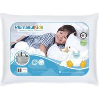 Travesseiro 50% Pluma 50% Pena De Ganso-Baby-30X40