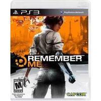 Jogo Remember Me (Em Inglês) - Ps3