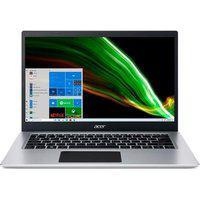 Notebook Acer Aspire 5, Intel Core I3-1005G1, 4Gb, 128Gb Ssd, 14´, Windows 10 Pro - A514-53-39Pv