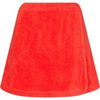 Terry Minissaia Dolce De Algodão - Vermelho