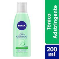 Tônico Adstringente Facial Nivea Controle Do Brilho 200Ml