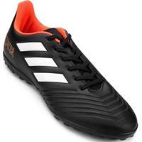 107b238907518 Netshoes; Chuteira Society Adidas Predator 18 4 Tf - Unissex