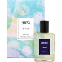 Perfume Zimbro Phebo Eau De Parfum 100Ml - Unissex