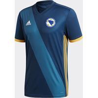 Netshoes  Camisa Seleção Bósnia Home 17 18 S N° Torcedor Adidas Masculina -  Masculino a5f136977b16a
