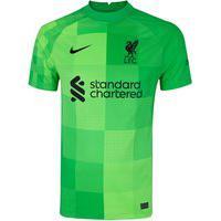 Camisa De Goleiro Liverpool I 21/22 Nike - Masculina