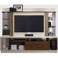 Home Theater Frizz Gold Off White/Savana Madetec