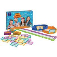 Jogo Eu Sei! Nig Brinquedos - 180 Cartas - 1183 - Azul