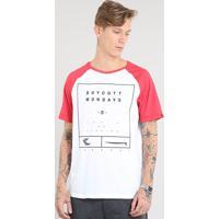 4e861e7f6d7c4 CEA  Camiseta Masculina Raglan
