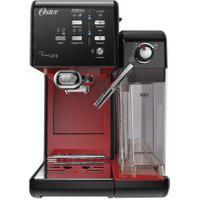 Cafeteira Espresso Oster Primalatte Ii Red 110V