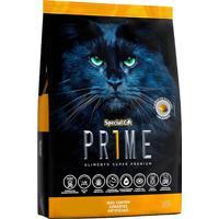 Ração Para Gatos Castrados Special Cat Prime 5Un 3Kg Frango E Arroz