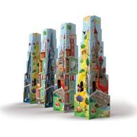 Brinquedo Infantil Jokenpô / Ligno Torre De Estrelas - Unissex