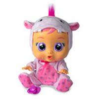 Br1030 Multikids Boneca Cry Babies Hopie Com Chupeta