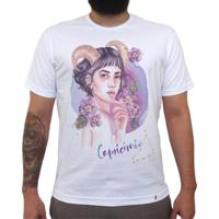 Capricorniana - Camiseta Clássica Masculina